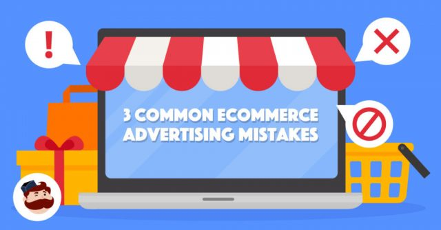 Mistakes when advertising services